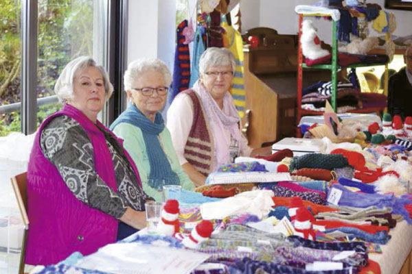 unser adventscafé | seniorenpflegeheim bodelschwingh - Einrichtung Winterlich